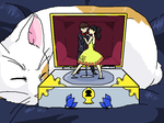 Yukiko and the Music Box by GhastlyRevenant