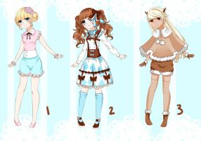 Adoptable Batch Auction (CLOSED!) by Tmis
