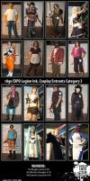 Cosplay Poster - Category 3 by forestmoon