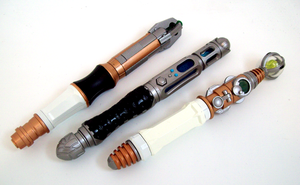 Make A Sonic Screwdriver Set by tt40