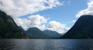 Jervis Inlet British Columbia by jewelslove