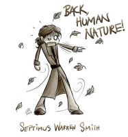 Septimus Shirt Idea by Inonibird