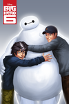 Big Hero 6 by GenghisKwan