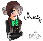 Maus by MorningDesiree