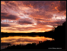 Mirrored Sky Colour by Mogrianne
