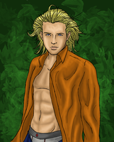 Liquid Snake by mindsheisse