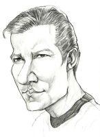 SHATNER TOS KIRK by kgreene