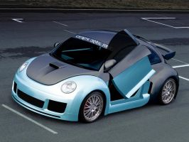 Volkswagen New Beetle RSI by RemonvdH