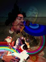 Hendrix Vision by Momez