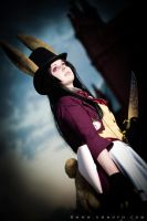 Alice: Madness Returns - Late but Lucky by Thecrystalshoe