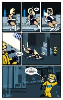 Villainy 1: Page 21 by excelcomics