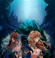 Undersea by Hika-Vns