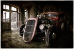 Rat Rod by nahojsennah