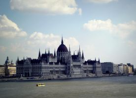 Next Stop : the Parliament by stefanpriscu