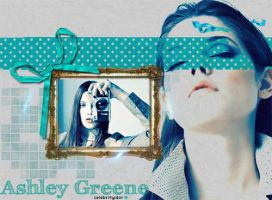 Ashley Greene by daninini