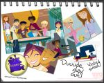 6TEEN Collagey-Thing--REMAKE by daanton