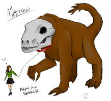 Marrow and Me by 1ForSorrow2ForJoy