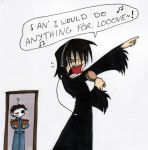 Ghostface Can't Sing by thedarklordkeisha