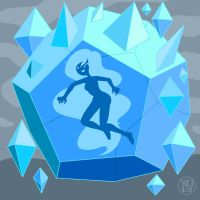 Boss of Level Eight: Ice Queen by -coldfusion-
