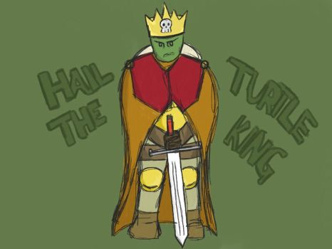 Hail The King. by Bolt-Electric