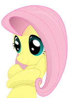 Cute Fluttershy by LucasH-EquipeNaxus