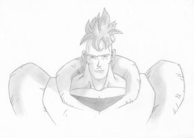 Android 16 by clearlytheoptimal