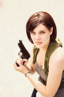 Jill Valentine by Celrique