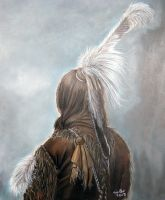native indian 1 by ADRIANSportraits