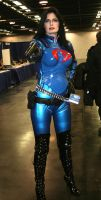 WC12-The Baroness by moonymonster