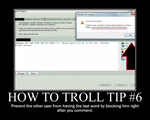 How To Troll Tip -6 by Dragunov-EX