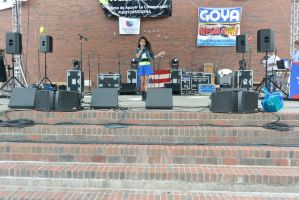 Puerto Rican/Latin Festival, Power Voice 3 by Miss-Tbones