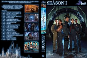 Stargate Atlantis Season 1 by atjeroid
