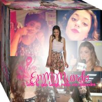 Cubo de Martina Stoessel by Kamiitinista
