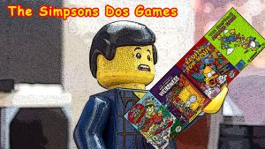 09 The Simpsons Dos Games by Digger318