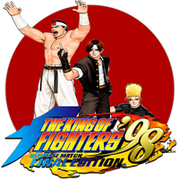 King Of Fighters '98 Ultimate Match Final Edition by POOTERMAN