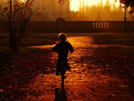 return to childhood by samaritanka