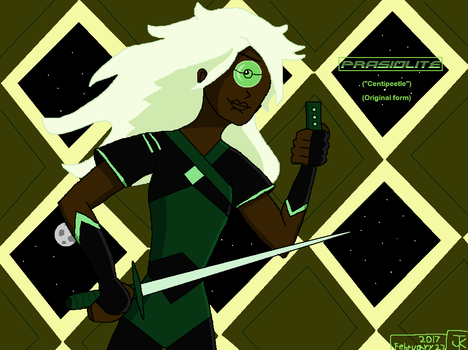 Centipeetle...Before by Captain-Chaotica