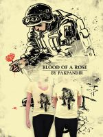 Blood Of A Rose by mvicioso