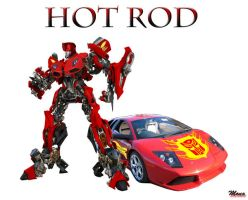 Movie Hot Rod by HotRod0521