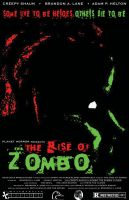 THE RISE OF ZOMBO movie poster by laneamania