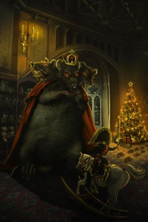 The Nutcracker and the Mouse King by Blavatskaya