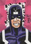 Black Bolt by keirle