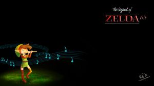 Legend of Zelda 63 Wallpaper by Brellom