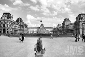 The Louvre Day by steeber