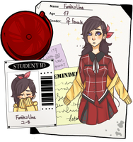 FH: Fumiko Ume Revamp by LuvScissors