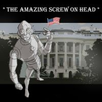 The Amazing Screw on Head by jdcunard