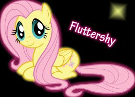 It's Fluttershy! by KartDasher