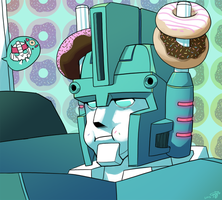 Donuts by Humblebot