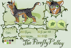 Rame Western Region The-Firefly-Valley by XxSoaringHeartxX