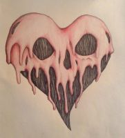 Poisoned heart by Cammo7495